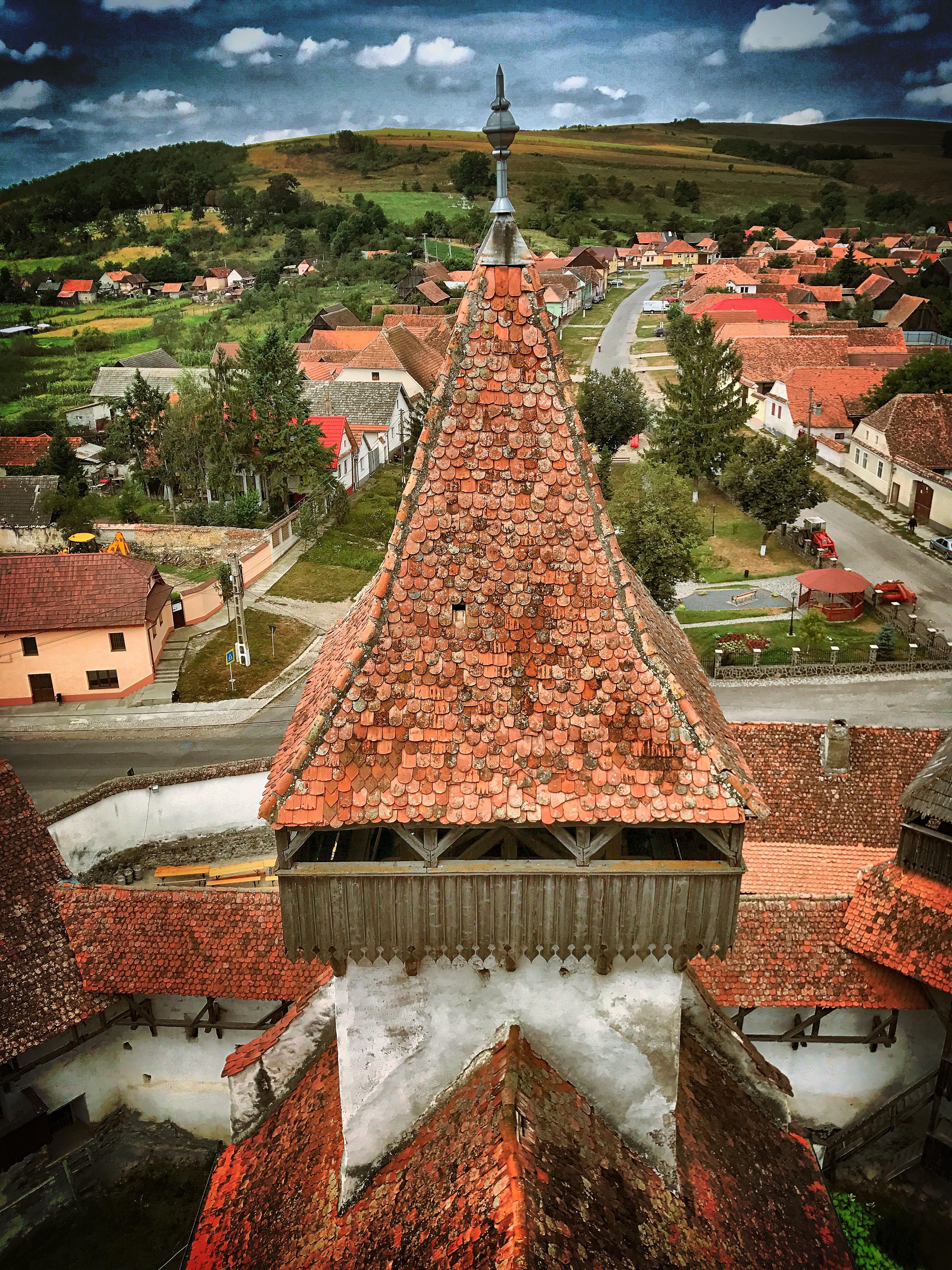 Kirche in Valea Viilor (Wurmloch)