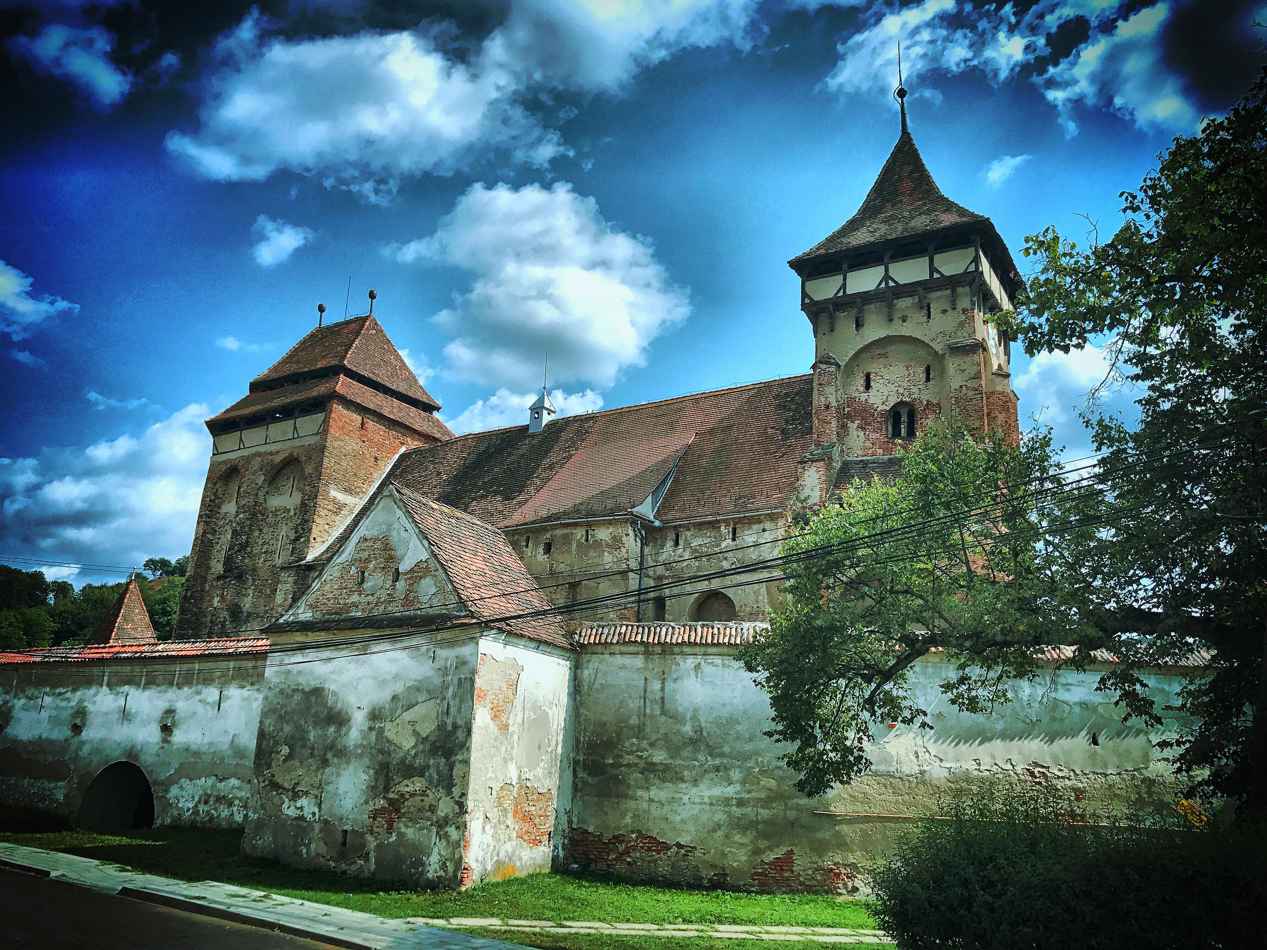 Kirchenburg Şeica Mică (Kleinschelken)