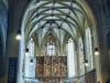 Kircheninneres der Kirchenburg Mediasch