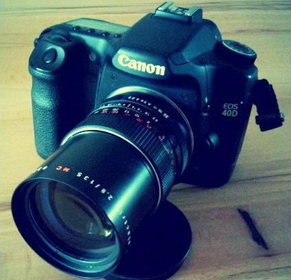 Mein Weg in die Fotografie