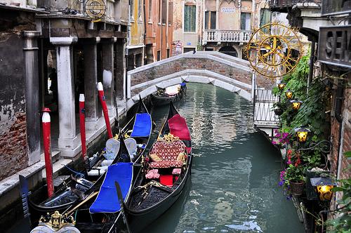 Venedig: ein Tag