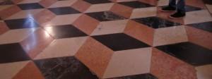 Fußböden im Gartenpalast