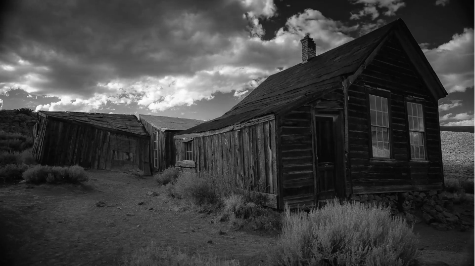 Town of Ghosts: Bodie