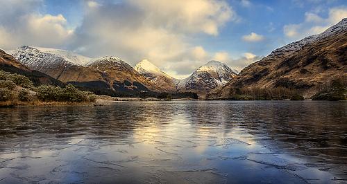 Warum ich nie die Highlands durchwandern werde…